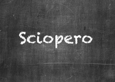 SCIOPERO COMPARTO ISTRUZIONE E RICERCA GIOVEDI' 6 MAGGIO